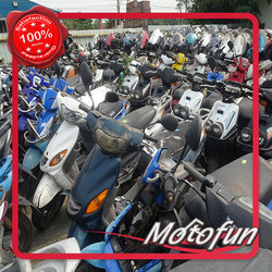 Used scooters for sale MOTORCYCLE TAIWAN made 2 stroke engine export