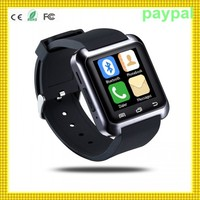 Hot selling water proof wrist watch phone android