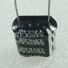 Electronic Component Super Capacitor 5.5V 0.22F capacitor bank