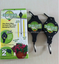 Adjustable Heavy Duty Easy Reach Plant Pulley for Hanging Plants