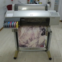 High Quality Sublimation Printer Second Hand Used 7600 Printer Machine for Paper Sublimation Print