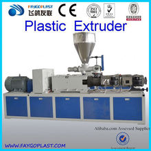pvc sheet edge bands extrusion line