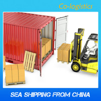MSC Sea freight Service to Singapore ---- Skype: joey@co-logistics.com