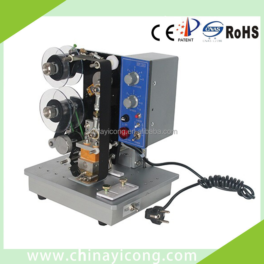 HAE-241 Hot Foil Stamping Machine For Plastic bag
