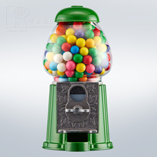 Kwang Hsieh 9 Inch Custom Green Vending Gumball Machine