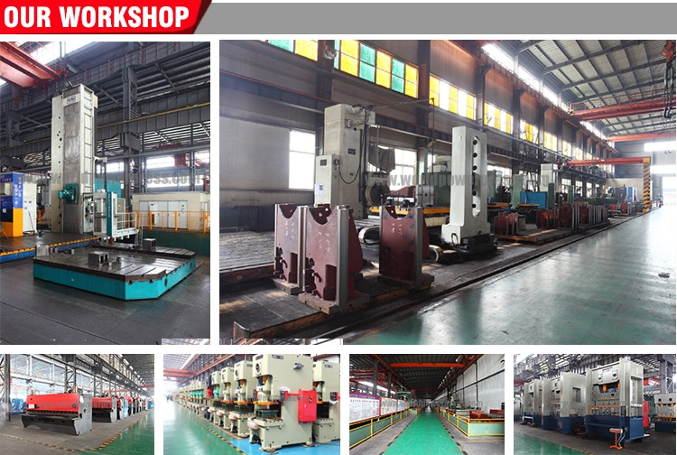 200ton JH25 Series Double Crank Sheet Metal Stamping Press