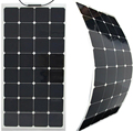ECEEN Sunpower Motorhome 100W Flexible Solar Panel