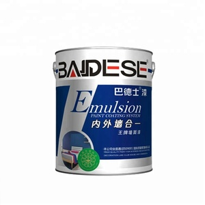 BARDESE Brand Water based Alkali Resistant Interior Wall Primer Paint
