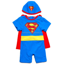 TF-02160511002 superman children swimsuit boy beachwear cute superman swimsuit