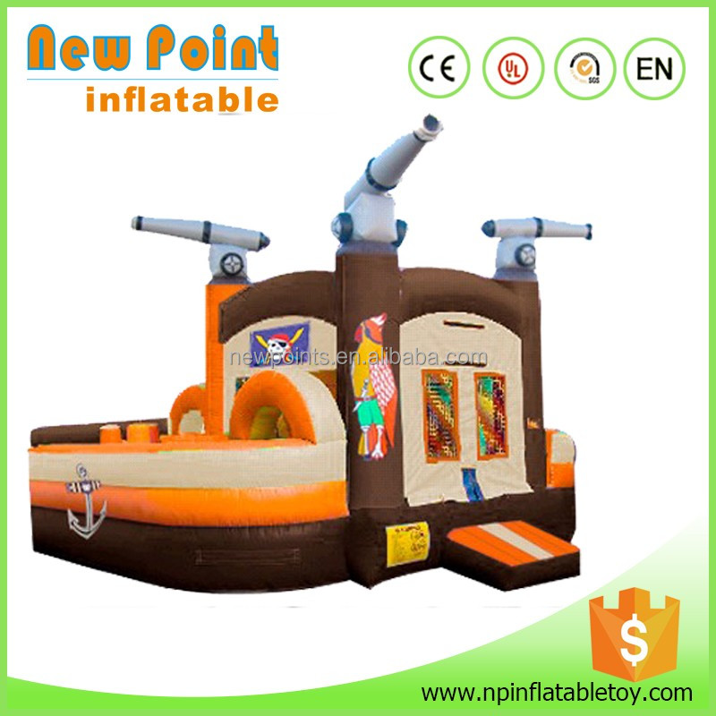 2016 new style high quality inflatable paintball obstacle gor kids and adults