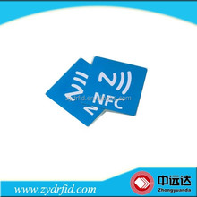 Cheap Smart mifara RFID NFC adhesive tag Label