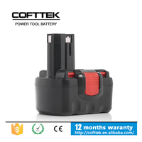 Rechargeable 14.4V 1.5a Li lion bosch cordless drill power tools battery replacement