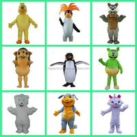 HI high quality CE/ASTM attractive used custom animal mascot costumes for advertising