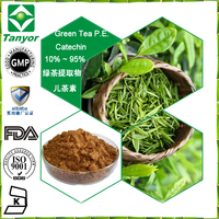 green tea extract tea polysaccharides powder