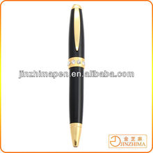 Middle rang gemstone pen/twist metal ball pens