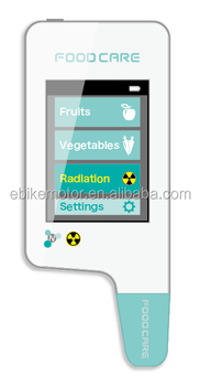 Greentest&Foodcare food and Radiation detector tester for family use