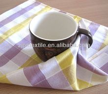 cotton dish washing pad durable placemat tableware pad
