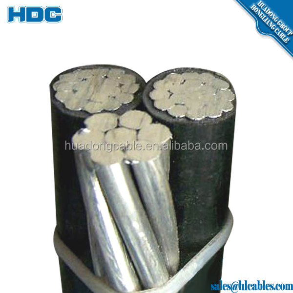 AAC AAAC ACSR ABC cable Aluminium wire and cable electric project