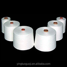 the blended yarn TC80/20 40S yarn for INDIA with moderate yarn price