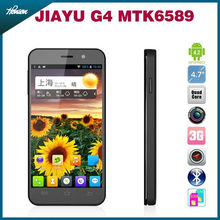 Jiayu G4 Quad Core 3G Smartphone MTK6589 4.7 inch IPS Screen 1GB RAM 4GB ROM 13MP Camera Android 4.2