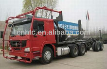 SINOTRUK HOWO Log Loader Trailer