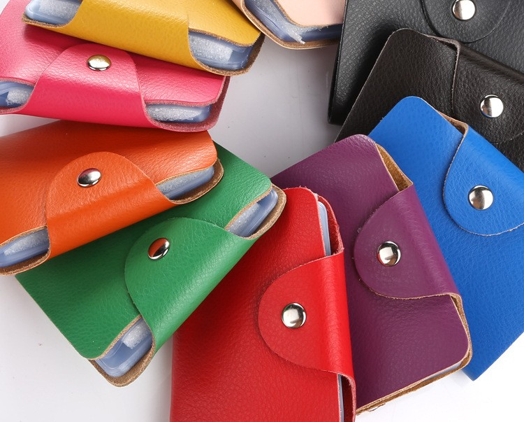 promotional hard plastic id card holder for protector