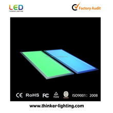 Thinker Dimming RGB Full Color 300x1200 Ultra Thin Flat Panel LED Lighting