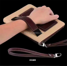 For Ipad Mini Leather Case With Armband Card Stand Wallet Pouch