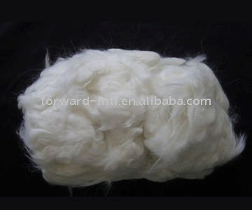 combed sheep wool