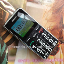 Hong Kong cheap prices unlocked GSM senior old man cell phone Mobile phones with FM SOS big button flashlight