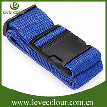 No Minimum order full color polyester best carry on luggage strap for sale