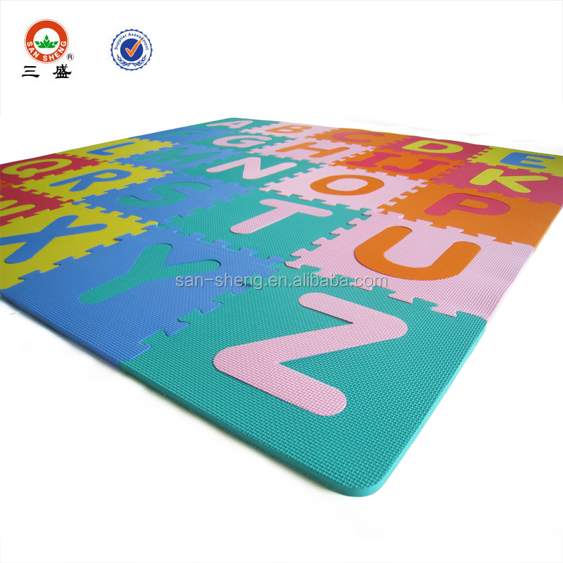 Learning walking eva alphabet mat