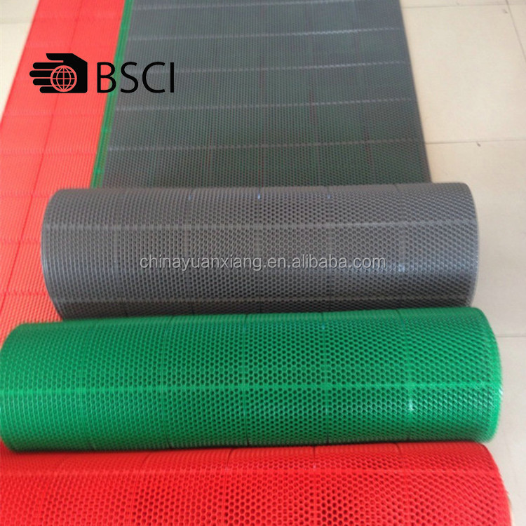 anti-slip swimming pool floor mat, good for water drainage