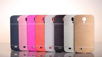 Genuine Motomo Ino Metal Perforated Premium Aluminum Case For Galaxy S4 I9500