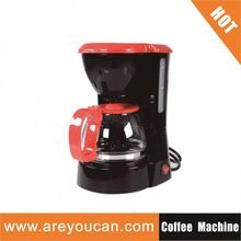 Germany electrical coffee maker espresso coffee coffee grinding machine hot sale 400ml 480W