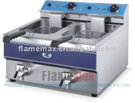 CE, ROHS counter top electric fryer