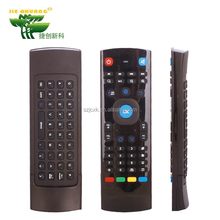 Mx3 Mini Wireless Keyboard 2.4ghz Air Mouse Keyboard Remote Control With Backlit