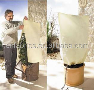 Non woven plant pot cover bag