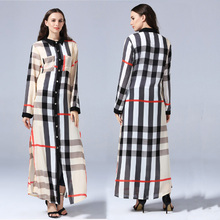 Wholesale latest islamic clothing muslim dress kaftan kimono new model abaya in dubai