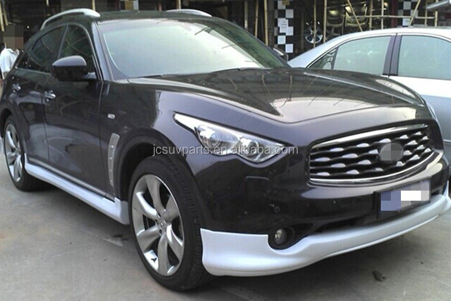 FX35 PP Car Bumper Body Kits For Infiniti FX35 08-14