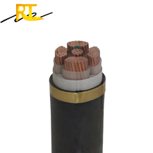 Factory price IEC standard 5 core 35mm2 xlpe power cable 0.6kv/1kv low voltage power cable