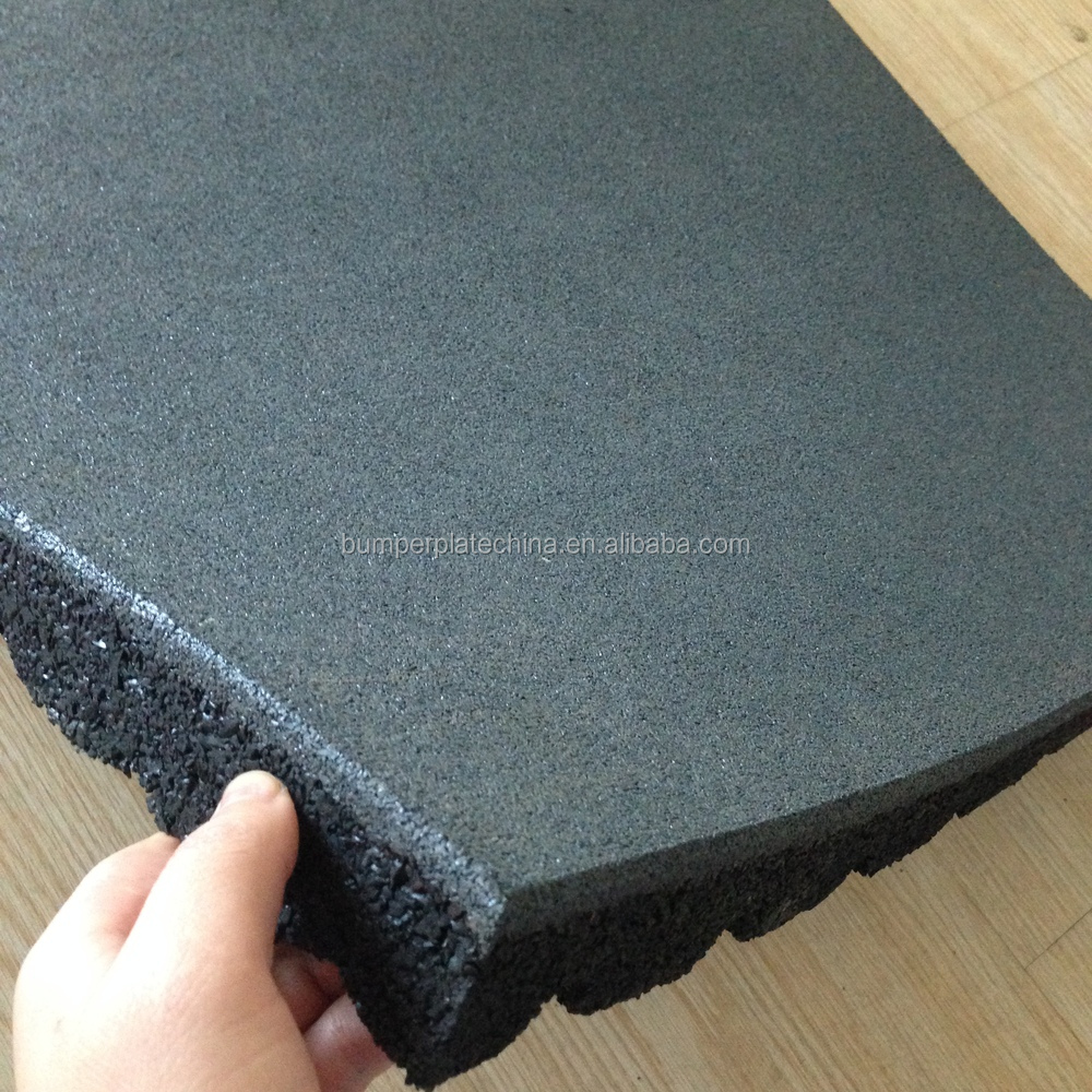 gym power mats rubber your garage for protect around rack equipment anchored and flooring options floor foundation