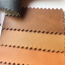 Thermo Color Change Label Leather, PU Leather for Making Labels on Garment Shoes Bags