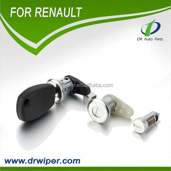 HIGH QUALITY AUTO PARTS CAR DOOR LOCK REPAIR KIT car parts wholesale for renault