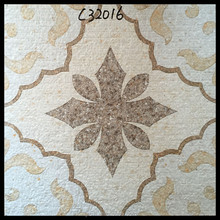 300x300 flower design patchwork floor ceramic porcelain tiles