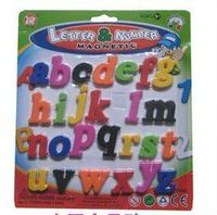 Top Sale!! Magnetic Alphabet Educational cheap toy soldiers