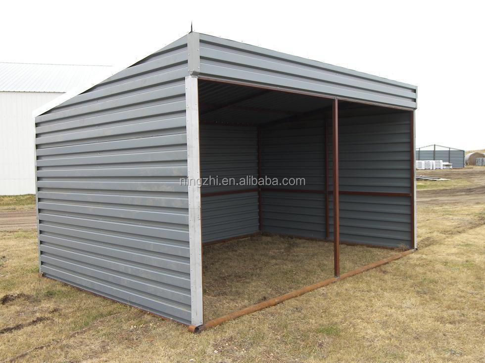 Portable Shelters Metal Frame : Portable horse shelter animal buy metal