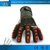 QL En388 4543 Oil Resistant Hand Gloves For Oil and Gas Field