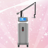 Most advanced high quality ipl/rf/e light/co2 laser with USA tube