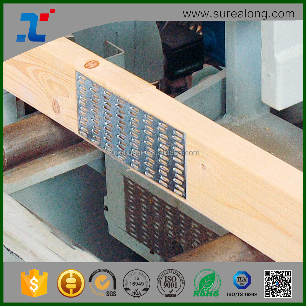 SUREALONG wood construction using of wood frame connectors joist hanger